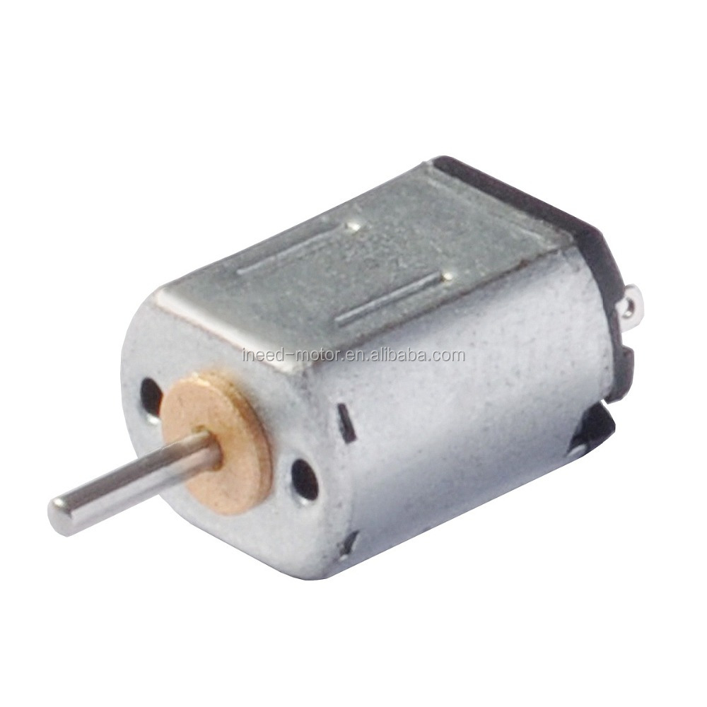 D8 x L10 Precious Metal-brush Micro Motor with 1.3V DC and Metal Terminals