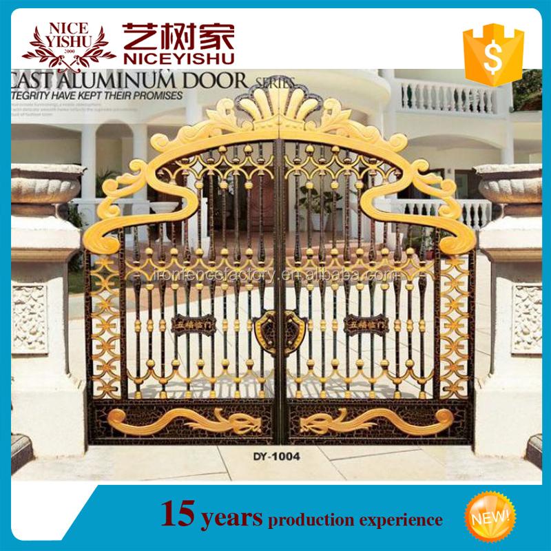 Venta al por mayor modelos de cercas de hierro para casas - Cercas de hierro ...