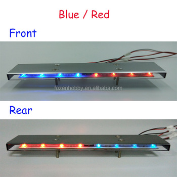 Bluered rc roof mount top 16 led police car light bar kit w9 flash bluered rc roof mount top 16 led police car light bar kit w aloadofball Gallery