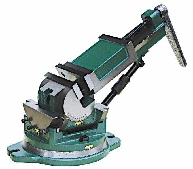 Swivel,Tilt,Angle Vice -3 Way 50 mm Precision Milling Machine Vise 2