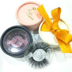 Create your own brand 3D faux mink lashes private label cheap price false eyelashes