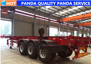 Panaech 20ft 40ft Container Side Loader For Sale In Chile