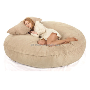 Huge Bean Bag Sofa for Sleeping Skin only without stuffed