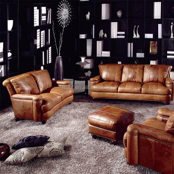 Lobby Furniture Luxury Italian Leather