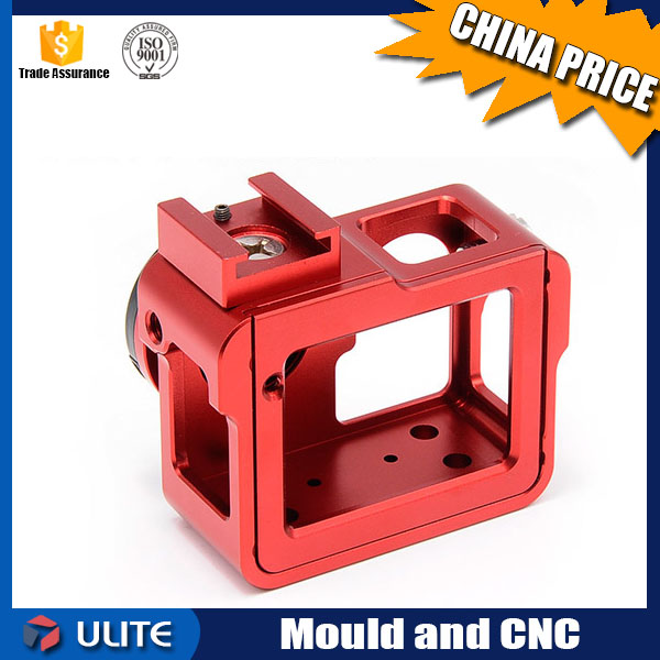 Black POM customized CNC milling plastic block machining parts with high precision cnc equipments