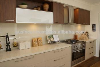 Austrolite Acrylic Splashback View Kitchen Glass Splashback - Acrylic kitchen splashbacks