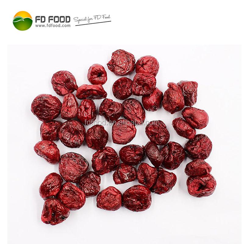 Chile origin freeze dried cherry
