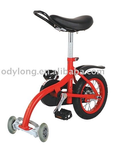 Pedal fitness bike for sports