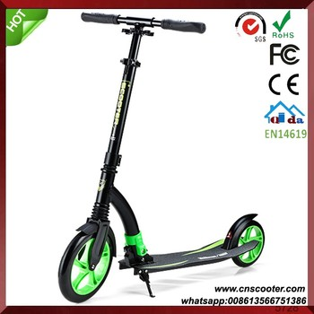 big wheels kids foot pedal foldable adult Adult scooter
