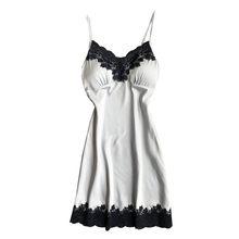 Женское ночное белье, кружевное, с бантом, сексуальное белье, платье для сна, 66(Китай)