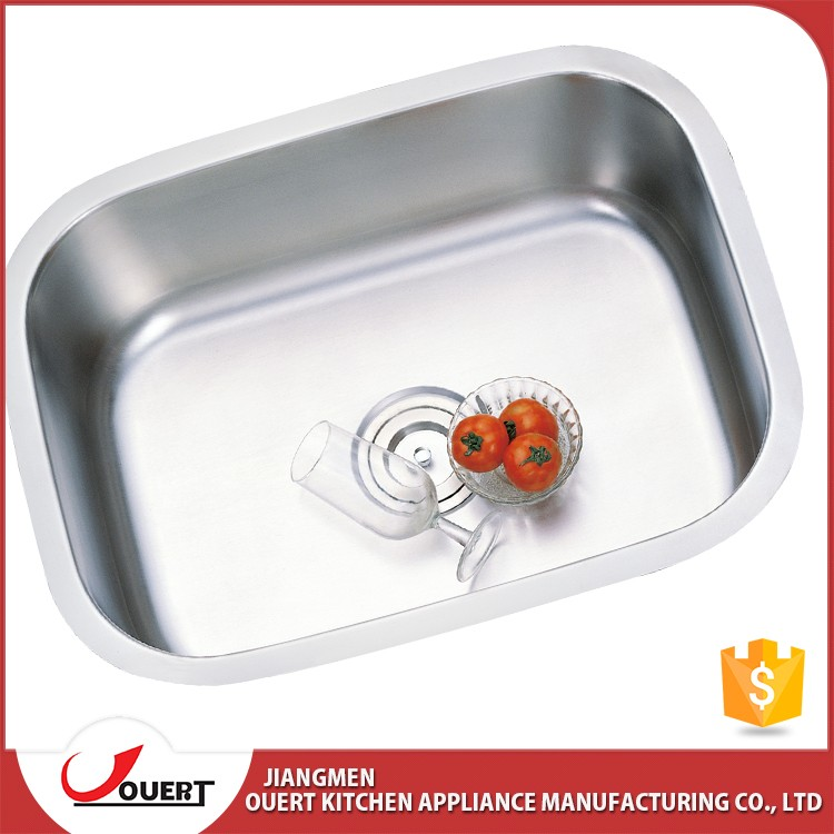 Grades Of Stainless Steel Sinks : Food Grade Undermount Triple Bowl Stainless Steel Sink - Buy Stainless ...