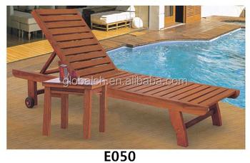 Outdoor Furniture Fold Up Sun Lounger