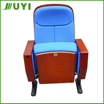 JY615M Numbers Sale Interlocking Plastic Padded Cheap Theatre Chairs Music Hall Concert Chair For