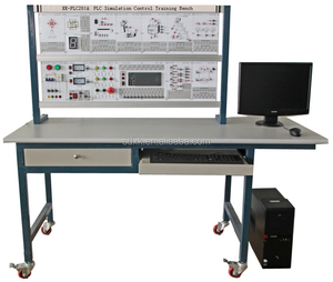 Electrical Automation ,PLC Simulation Control Training Bench