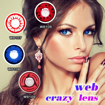 3d Selling Products Colored Contact Lenses For Big Eye Magic Fashion  Contact Lens - Buy Contact Lenses,Contact Lenses,Contact Lenses Product on
