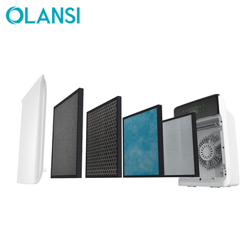 olansi room air cleaner smoke oem air purifier with high quality