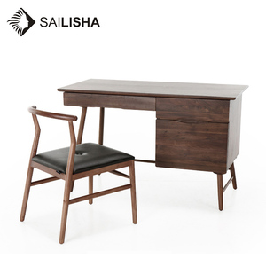 Wood Furniture Office Desk Computer Table Study Tables Writing Desk for Home Office and Professional Use