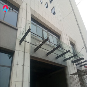 Pre engineered steel structure platform steel awnings for sale