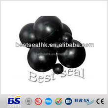 FDA silicone solid rubber balls for medical