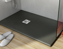 Popular Customized artificial stone shower tray/acrylic shower tray