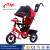 High quality baby tricycle/ cute children tricycle with music/ 2017 new products factory kid tricycle toy 2-6 Years Old children