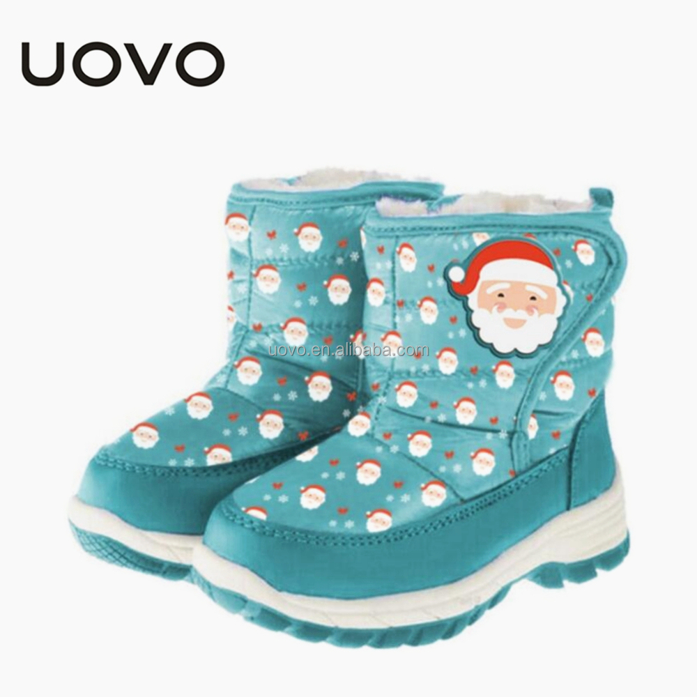 thick sole wholesale winter snow kids boots