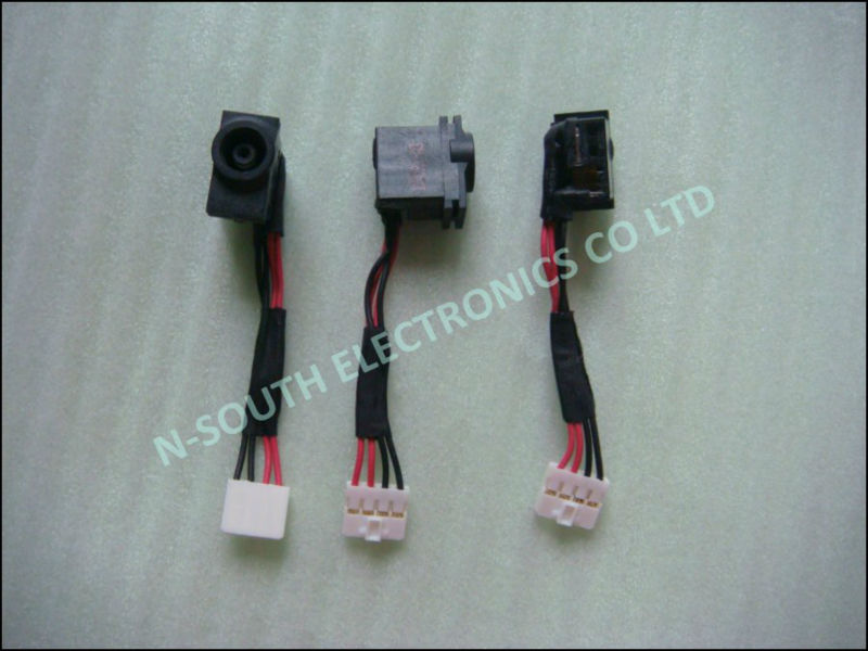 DC jack cable PJ096 for Samsung