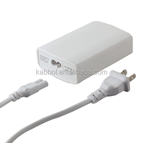 Us Plug 60w 6 Port Multi Usb Wall Charger Multiple Device Charging ...