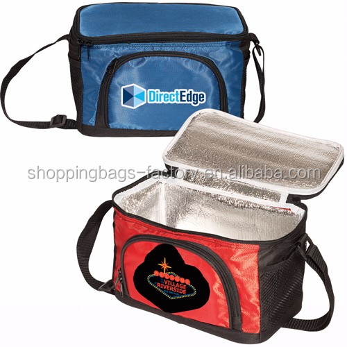Spacious Shock Top over shoulder cooler bags