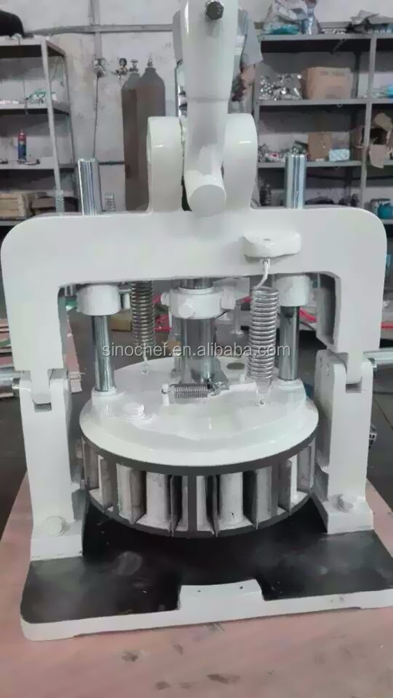 Table top Manual bread dough divider machine