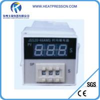 heat transfer press machine parts ---timer