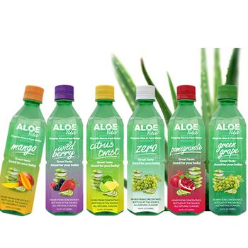 aloecure aloe vera leaves beverage drink 500ml fresh aloe vera juice fruity flavor herbal drink. Black Bedroom Furniture Sets. Home Design Ideas