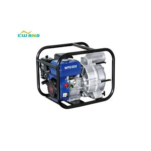 NEWLAND(CHINA) High quality 3inch gasoline sewage water pump 6.5hp dirty water suction pump