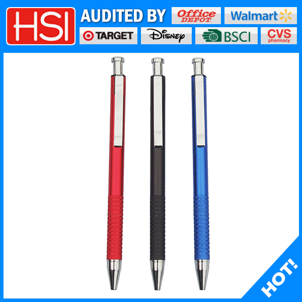 2017 new wholesale colorful hot sell ballpoint pen mechanism