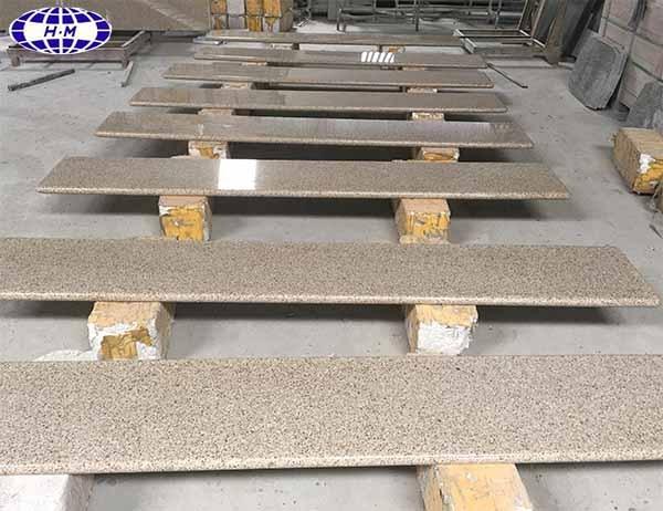 Golden Sunset G682 Granite Precut Laminate Countertops