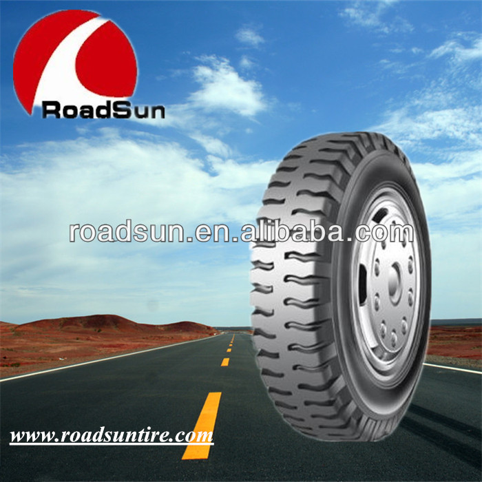 Commercial super single truck tire 9.00-20 bias truck tire