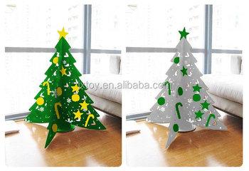 Nuevo Cartn 3d rbol De Navidad Diy Buy Nuevo Cartn 3d rbol De