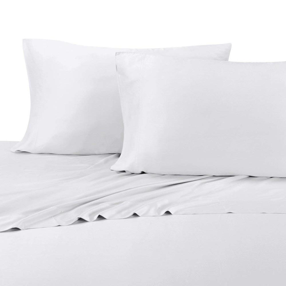 Silky Soft Bamboo Sheets, 400 Thread Count, 100% Viscose from Bamboo Sheet <strong>Set</strong>
