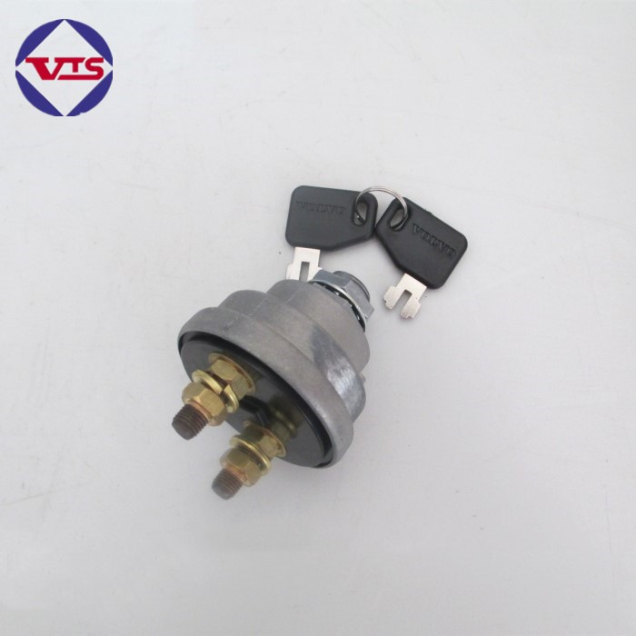 Fits Volvo Excavator Ignition Switch See Description For Models.