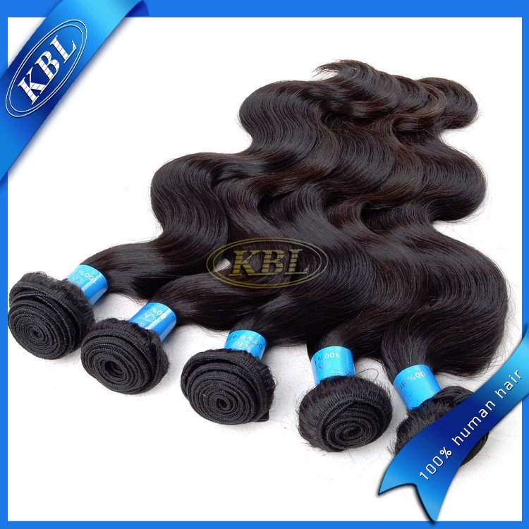Perfect hair products Unprocessed AAAAA thin and strong fibre brazilin double drawn remy hair