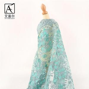 Newest OEM accept Professional luxury lace fabric french