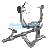 Mayfield doro compatible 3 point skull clamp/cranial stabilization system/Three Pin Head fixer/ neurosurgery attachment