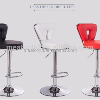 Amazing Swivel Bar Stool With Footrest Kitchen Counter Bar Stools Pu Leather Hydraulic Lift Adjustable Counter Bar Stool Cl 5023 Buy Modern Swiel Pu Bar Camellatalisay Diy Chair Ideas Camellatalisaycom