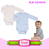 Boutique baby sleeves plain baby bodysuit 100%cotton kids carters soft romper for summer