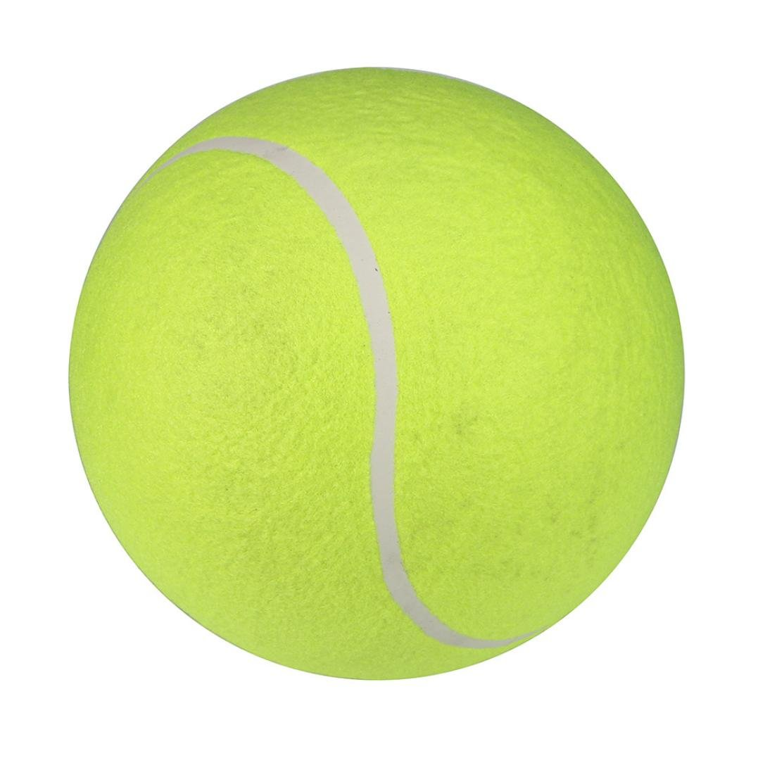 Pet Chew Toy ,Elevin(TM)Toy for Pet Dog - 24CM Giant Tennis Ball for Pet ChewToy Big Inflatable Supplies Outdoor Training Toys