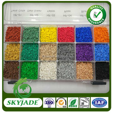 Skyjade Shanghai Chemicaliën EPDM Speeltuin Rubber <span class=keywords><strong>Mat</strong></span>