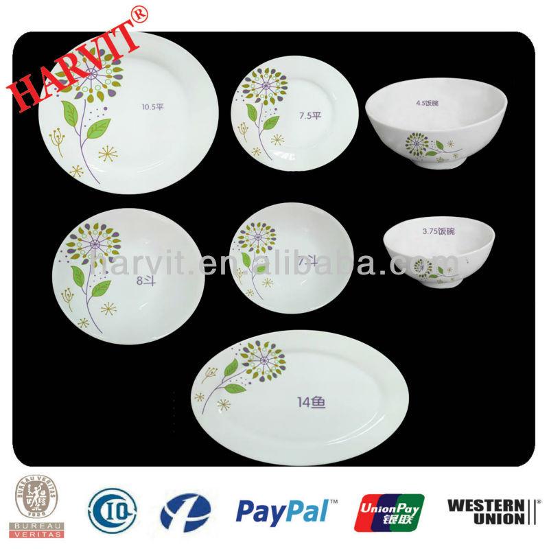 dining plates wholesale. vietnam wholesale market restaurant dinner plates breakfast cereal white opal stone dinnerware set - buy 28pcs dinnerware,white opalware,dinner dining i
