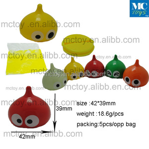 New design onions shapes of silme toys kids educational toys for kids