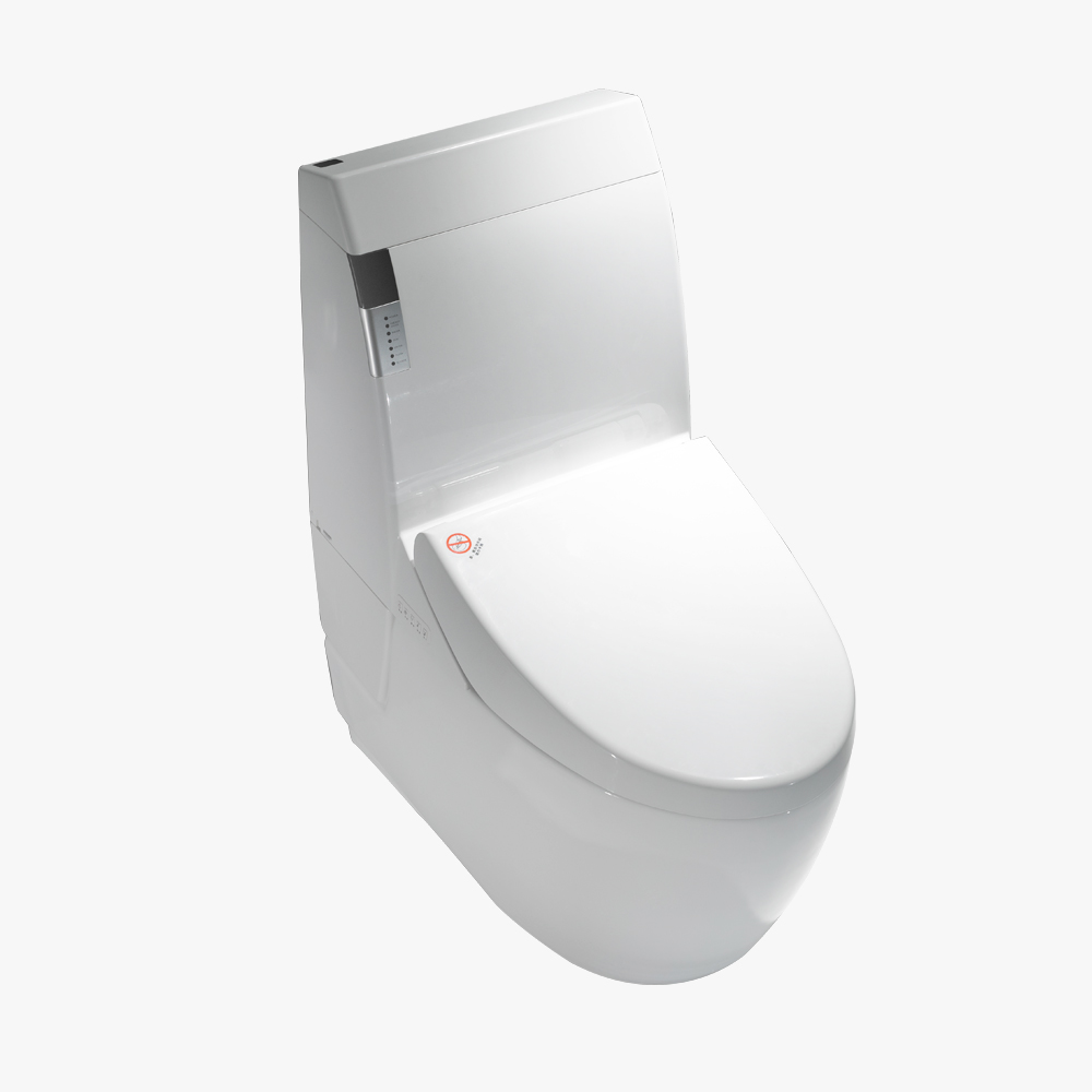 Gizo JJ-0805z bathroom ceramic electric toilet with heated seat