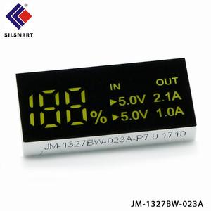 full color custom indoor screen 5 digit led numeric display for dining room lighting